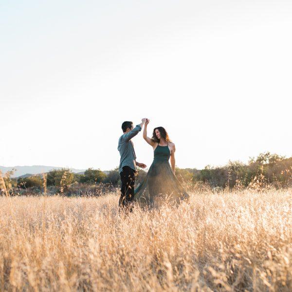 MAKAYLA + JASON: OJAI'S GOLDEN GRASSES