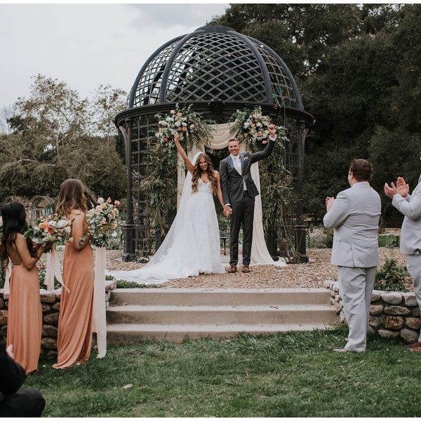 JAMIE + BLAKE: DESCANSO GARDENS WEDDING | PASADENA CA